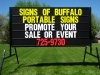Promote Your Sale or Event Sign